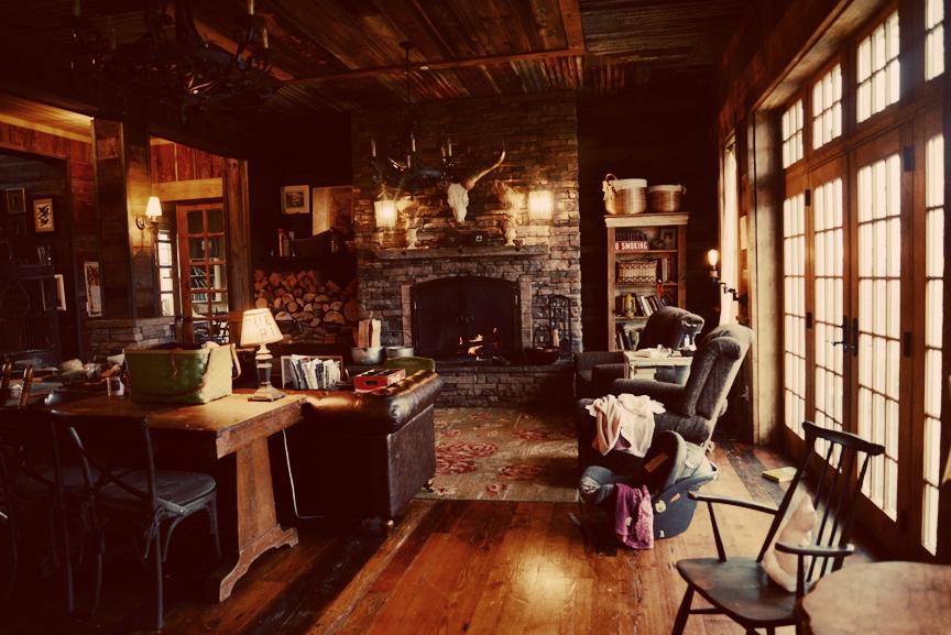 Sunday Living Room