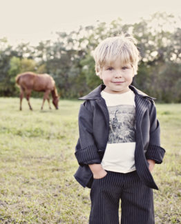 boys tuxedo short and blazer