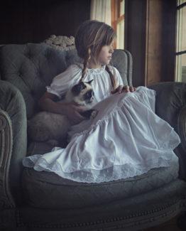 girls heirloom nightgown