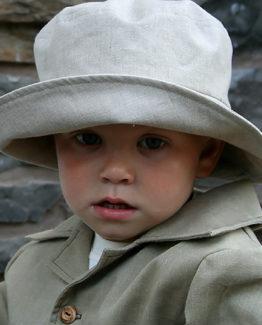 linen-hat